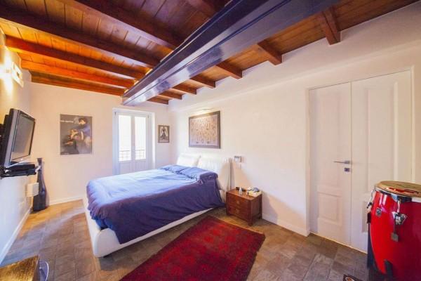 Appartamento in vendita a Nebbiuno, Case Sparse Campiglia, Con giardino, 90 mq - Foto 16