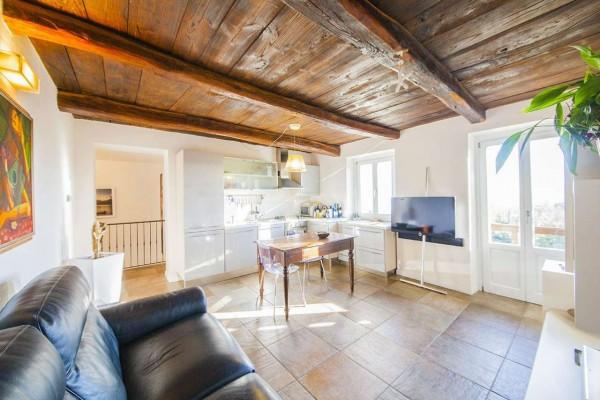 Appartamento in vendita a Nebbiuno, Case Sparse Campiglia, Con giardino, 90 mq - Foto 18
