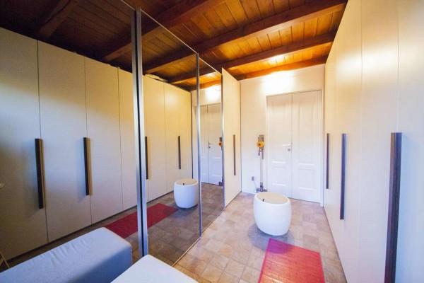 Appartamento in vendita a Nebbiuno, Case Sparse Campiglia, Con giardino, 90 mq - Foto 12