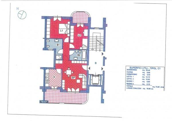 Appartamento in vendita a Ciampino, 92 mq - Foto 3