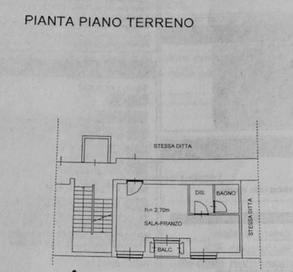 Appartamento in vendita a Torino, Arredato, con giardino, 50 mq - Foto 3