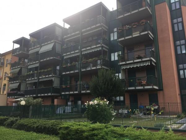 Appartamento in vendita a Torino, Arredato, con giardino, 50 mq - Foto 7