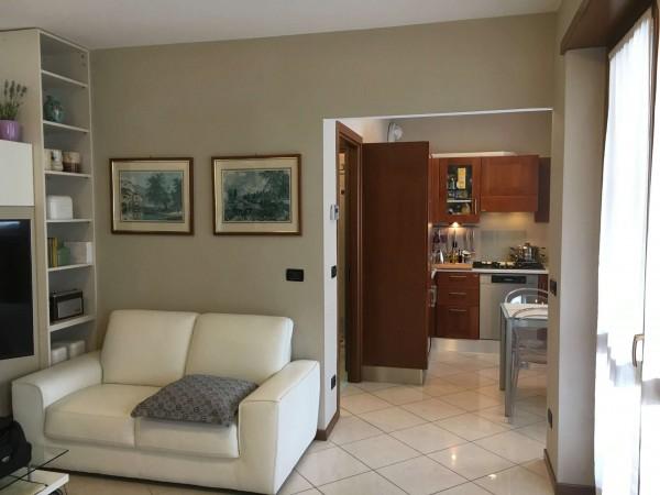Appartamento in vendita a Torino, Arredato, con giardino, 50 mq