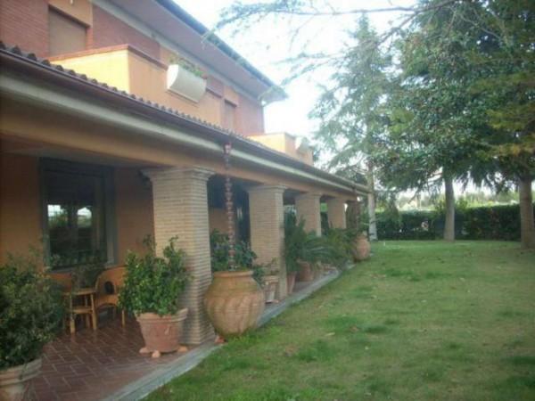 Villa in vendita a Roma, Testa Di Lepre, Con giardino, 400 mq - Foto 9