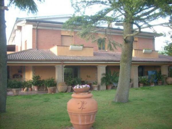 Villa in vendita a Roma, Testa Di Lepre, Con giardino, 400 mq - Foto 8