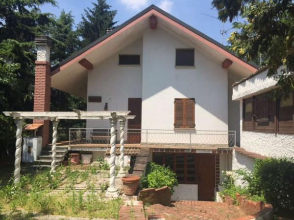 Villa in vendita a Alessandria, Valle San Bartolomeo, Con giardino, 100 mq