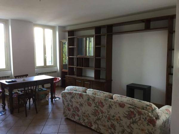 Appartamento in vendita a Azzate, Centro, Arredato, con giardino, 65 mq - Foto 3