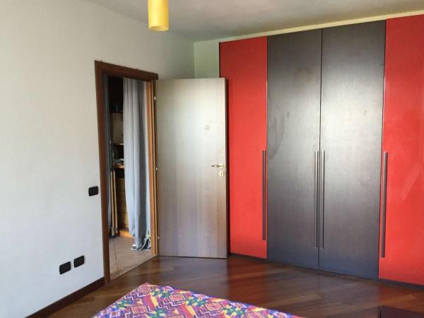 Appartamento in vendita a Azzate, Centro, Arredato, con giardino, 65 mq - Foto 10