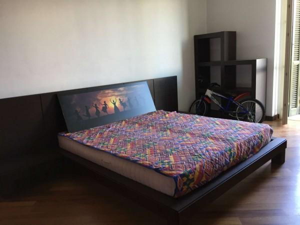 Appartamento in vendita a Azzate, Centro, Arredato, con giardino, 65 mq - Foto 11