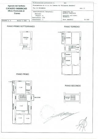 Casa indipendente in vendita a Villanova Mondovì, Annunziata, Con giardino, 300 mq - Foto 2