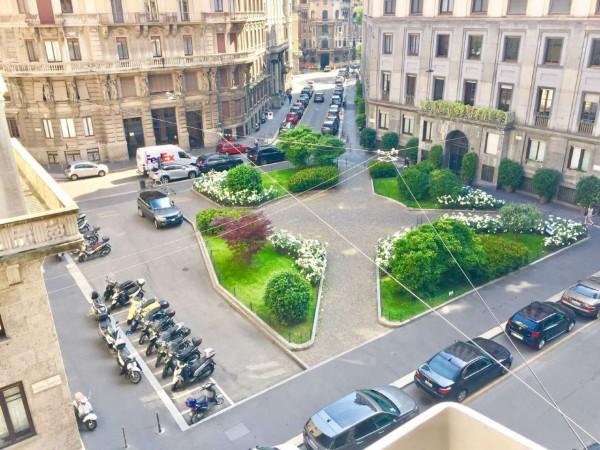 Appartamento in affitto a Milano, Corso Venezia, 220 mq