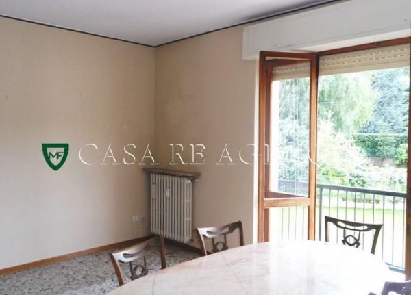 Appartamento in vendita a Varese, Ippodromo, Con giardino, 123 mq - Foto 12