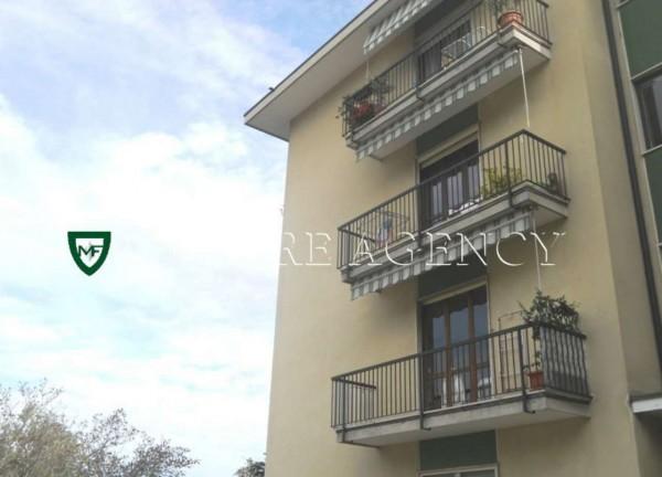 Appartamento in vendita a Varese, Ippodromo, Con giardino, 123 mq