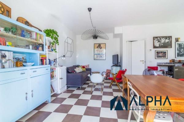 Appartamento in vendita a Bertinoro, Santa Maria Nuova, Arredato, con giardino, 100 mq