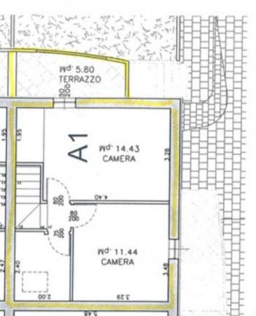 Appartamento in vendita a Bertinoro, Santa Maria Nuova, Arredato, con giardino, 100 mq - Foto 3