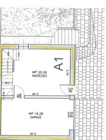 Appartamento in vendita a Bertinoro, Santa Maria Nuova, Arredato, con giardino, 100 mq - Foto 2