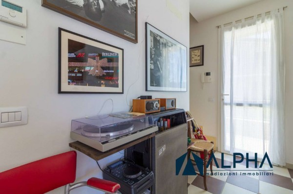 Appartamento in vendita a Bertinoro, Santa Maria Nuova, Arredato, con giardino, 100 mq - Foto 21