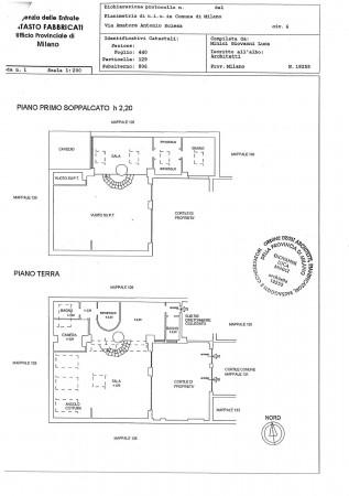 Appartamento in vendita a Milano, Spartaco, Con giardino, 300 mq - Foto 2