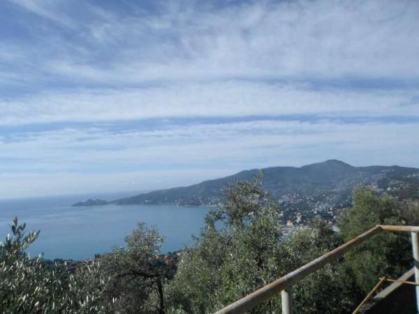 Villa in vendita a Zoagli, San Bernardo, 215 mq - Foto 8