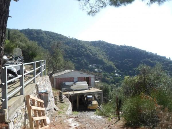Villa in vendita a Zoagli, San Bernardo, 215 mq - Foto 6
