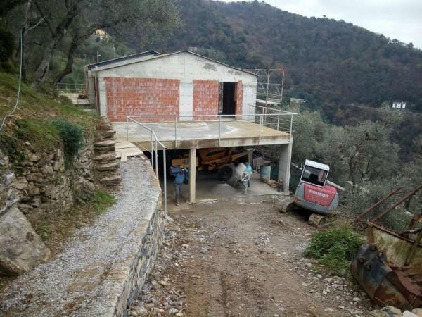 Villa in vendita a Zoagli, San Bernardo, 215 mq - Foto 11