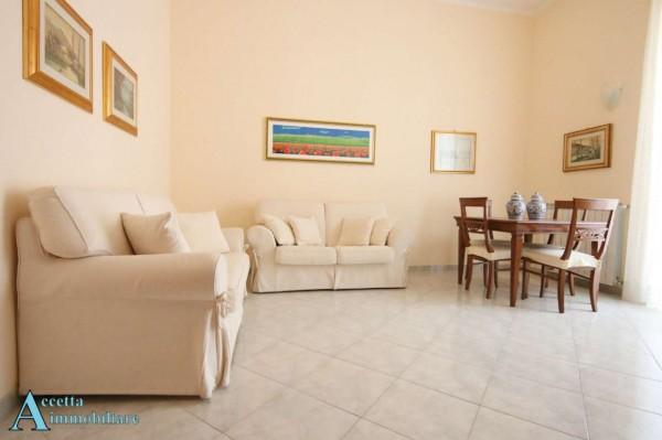 Appartamento in vendita a Taranto, Centrale, Arredato, 105 mq - Foto 13