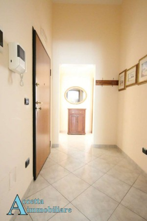 Appartamento in vendita a Taranto, Centrale, Arredato, 105 mq - Foto 12