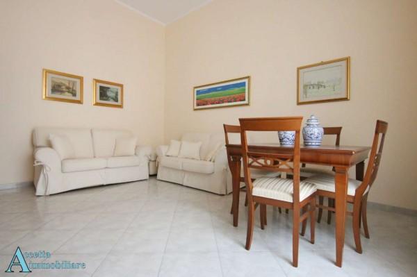 Appartamento in vendita a Taranto, Centrale, Arredato, 105 mq - Foto 11