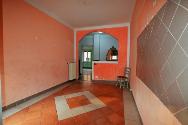 Appartamento in vendita a Torino, Piazza Rebaudengo, 80 mq