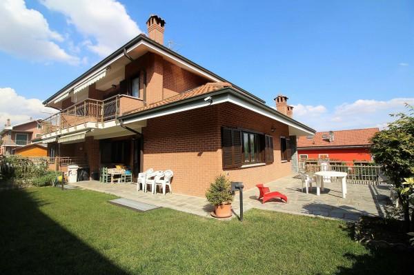 Villa in vendita a Alpignano, Maiolo, Con giardino, 300 mq
