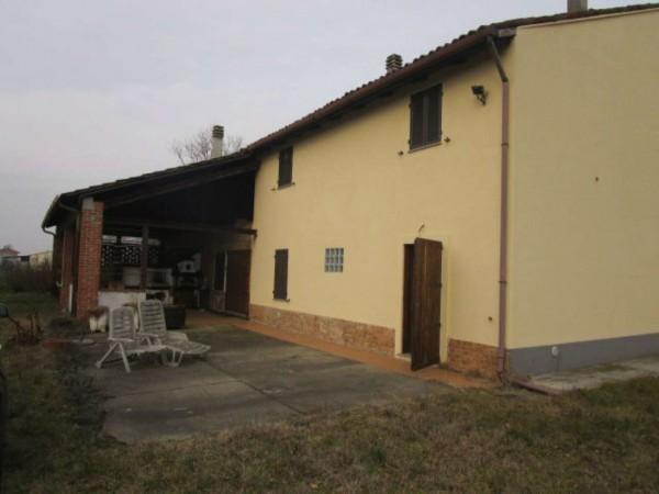 Rustico/Casale in vendita a Alessandria, San Giuliano Nuovo, Con giardino, 330 mq - Foto 24