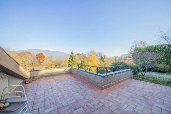 Villetta a schiera in vendita a Bregano, Arredato, con giardino, 119 mq - Foto 19