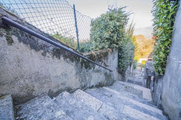 Villetta a schiera in vendita a Bregano, Arredato, con giardino, 119 mq - Foto 3