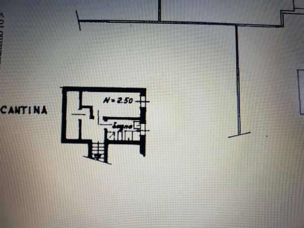 Villetta a schiera in vendita a Bregano, Arredato, con giardino, 119 mq - Foto 33