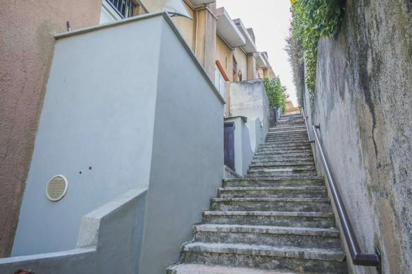 Villetta a schiera in vendita a Bregano, Arredato, con giardino, 119 mq - Foto 4