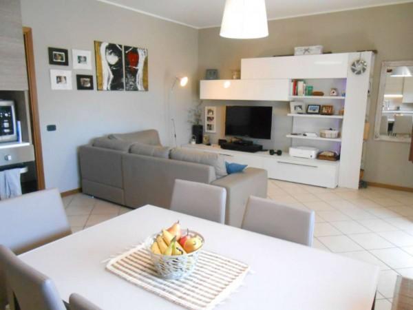 Appartamento in vendita a Boffalora d'Adda, Residenziale, Con giardino, 103 mq