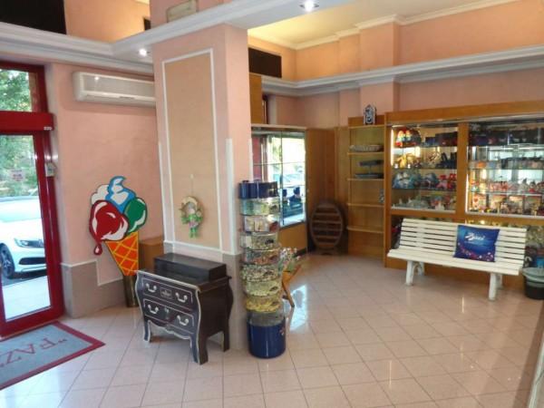 Locale Commerciale  in vendita a Roma, Casal Del Marmo, Arredato, 140 mq - Foto 10