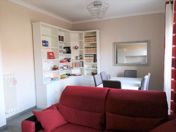 Appartamento in vendita a Roma, Porto Fluviale, Con giardino, 100 mq - Foto 13