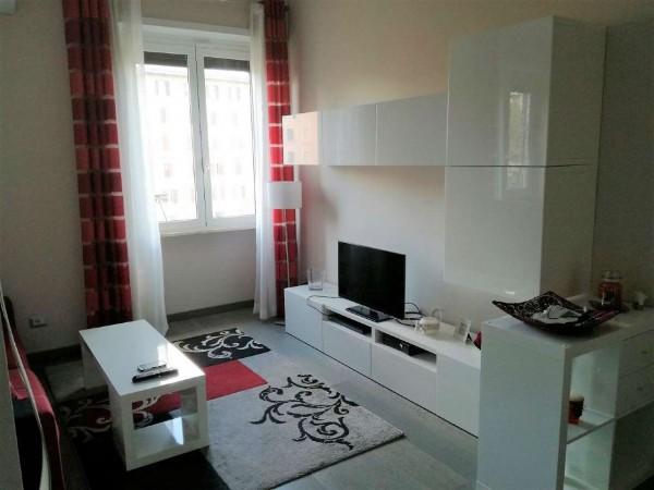 Appartamento in vendita a Roma, Porto Fluviale, Con giardino, 100 mq - Foto 14