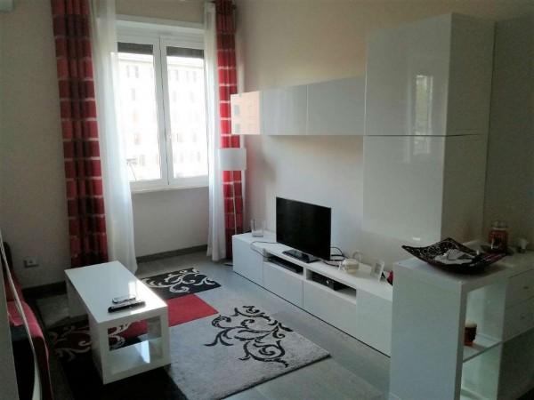 Appartamento in vendita a Roma, Porto Fluviale, Con giardino, 100 mq - Foto 10