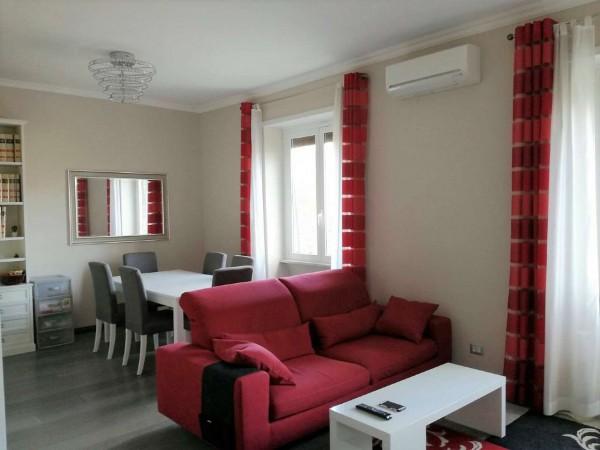 Appartamento in vendita a Roma, Porto Fluviale, Con giardino, 100 mq - Foto 15