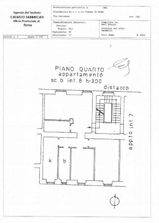 Appartamento in vendita a Roma, Porto Fluviale, Con giardino, 100 mq - Foto 2