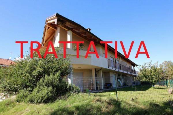 Appartamento in vendita a Alpignano, Centro, Con giardino, 93 mq