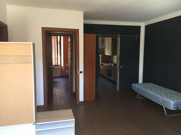 Appartamento in vendita a Cuveglio, Centrale, Con giardino, 85 mq - Foto 1