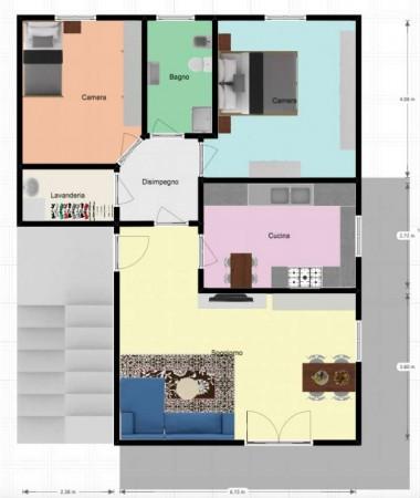 Appartamento in vendita a Bertinoro, Con giardino, 95 mq - Foto 2