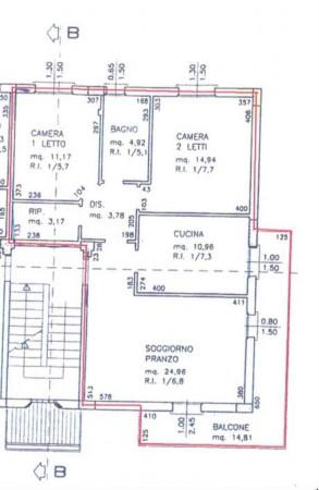 Appartamento in vendita a Bertinoro, Con giardino, 95 mq - Foto 3