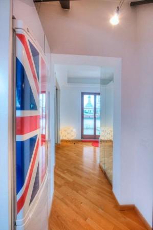 Appartamento in vendita a Milano, Santa Maria Valle, Con giardino, 145 mq