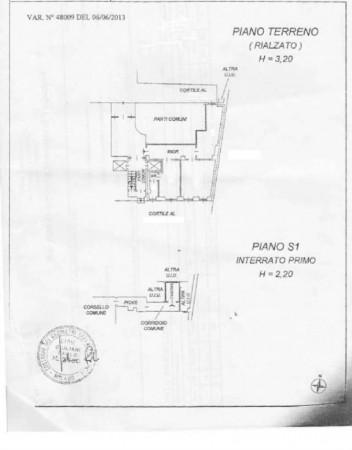 Appartamento in vendita a Milano, Conservatorio, Con giardino, 64 mq - Foto 2