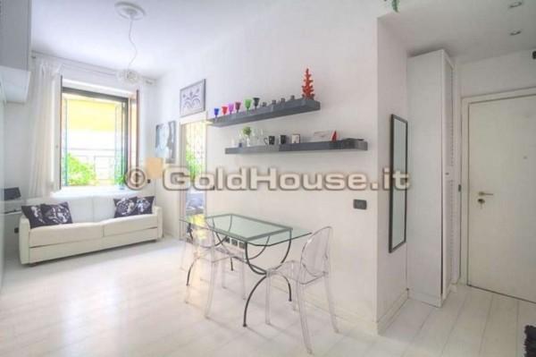 Appartamento in vendita a Milano, Conservatorio, Con giardino, 64 mq