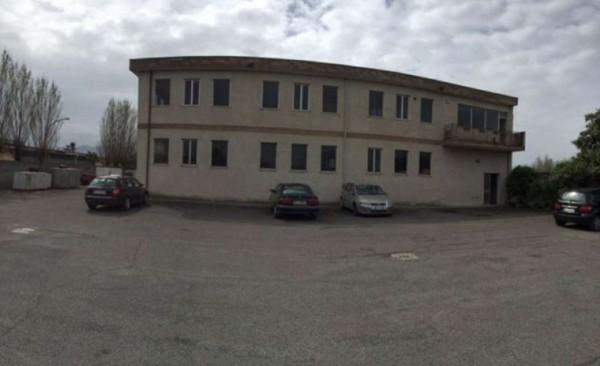 Capannone in vendita a Roma, 1200 mq - Foto 1